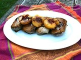 Duck Breasts with Fresh Peaches #French Fridays with Dorie