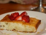 Financiers: Almond Cake #French Fridays with Dorie