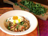 Indonesian Fried Rice: Nasi Goreng #Food of the World