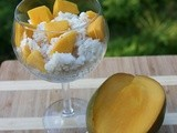 Mango with Coconut Rice: Reminiscing about Hawaii