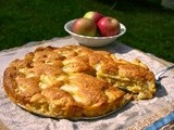Marie-Helene's Apple Cake #French Fridays with Dorie
