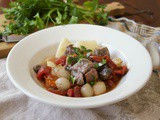 Slow Cooker Beef Marengo #French Fridays with Dorie