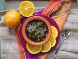 Slow Cooker Brazilian Beef & Black Bean Stew: Feijoada #Food of the World