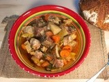 Slow Cooker German Stew: Picheisteiner  #Food of the World