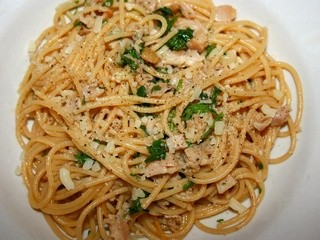 Spaghetti with Clam Sauce to Die For