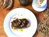 Tartine de Viande des Grisons  #French Fridays with Dorie