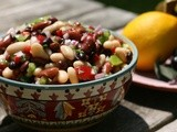 Three Bean Salad   #Foodie Friday