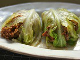 Turkish Stuffed Cabbage: Etli Lahana Dolmasi #Food of the World
