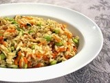 Vegetable Risotto: Baby Carrot & Fava Bean  #River Cottage veg