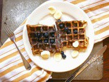 Waffles and Cream #French Fridays with Dorie
