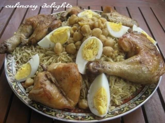 Very good recipes of pasta from simply algerian for Algerian cuisine