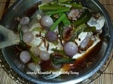 Steamed Chinese Pomfret with Fragrant Shallots