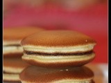 銅鑼燒 Dorayaki - Japanese Red Bean Pancake