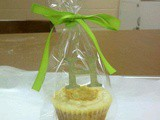 Key Lime  Hillary  Cupcakes - a Tribute to Camp Merrywood and to Hillary