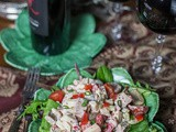 Liberate Leftovers: Next Day Beef Salad