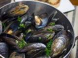 Moules Mariniere – Taking the Bait