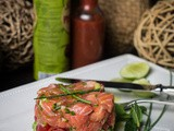 Salmon Tartare: Because Things Change