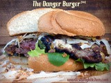 The Danger Burger:  Of course You Should Cook a Raw Egg Inside Your Beef Patty