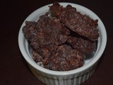 Chocolate Coconut Cookie