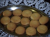 Nan Khatai - Indian Short bread Cookies