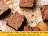 Everyday Scoop with Arva: Baking Gluten-Free Brownies At Home