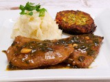 Beef Fillets in a Garlic and Parsley Sauce (Sofrito)