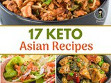 17 Keto Asian Recipes You Should Try