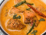 Chicken in Tea Infused Coconut Curry #GFTR2018