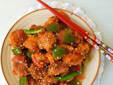 The Ketogenic Diet: Keto Sweet and Sour Chicken