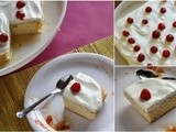 Tres Leches Cake for Hubby's Birthday (#Daring Bakers September 2013 Challenge)