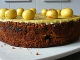 Happy Easter! Simnel Cake