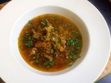 Indian Lambs Liver Soup