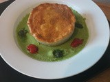 Pie Floater - Olympic Food Challenge : Australia