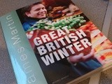 Retro Cookbook Swap - James Martin's Great British Winter