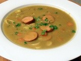 Snert : Dutch Pea Soup