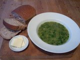 Wayne's Spinach and Leek Soup