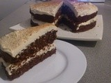 Weekly Bake-Off : Cappuccino Cake