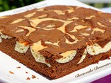 Recette brownies cheesecake fromage blanc