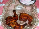 Tandoori Chicken Tikka | Grilled Chicken Indian Tandoori Recipe