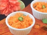 Carrot kosumalli | south indian salad