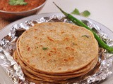 Gobi paratha| cauliflower stuffed paratha