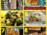10 Yummy Apple Inspired Recipes
