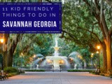 11 Kids Friendly Things to do in Savannah ga