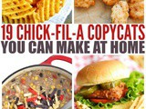 19 Chick-Fil-a Copycats You Can Make At Home