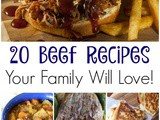 20 Recipes to Try: Beef