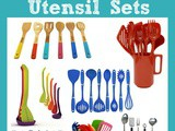 7 Beginning Cooking Utensil Sets