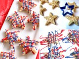 Adorable and Awesome Patriotic Rice Krispie Treat Stars