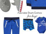 Adorable Shark Outfits for Boys