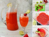 Amazingly Simple Copycat Sonic Strawberry Limeade
