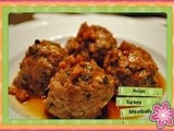 Asian Turkey Meatballs Recipe